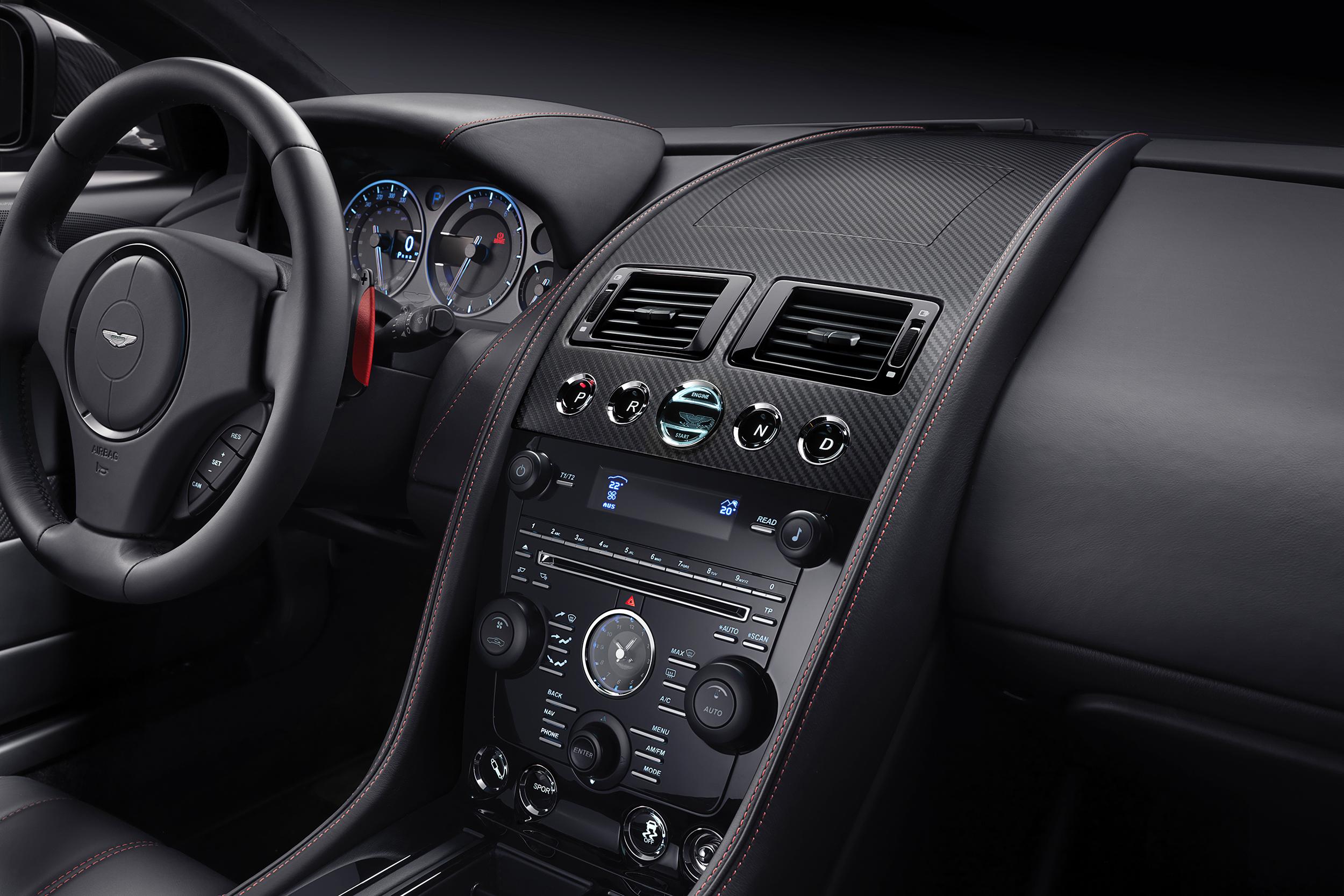 Aston Martin Db9 Carbon Edition Allium Creative